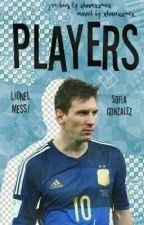 Players «Messi» by xlovexxmex