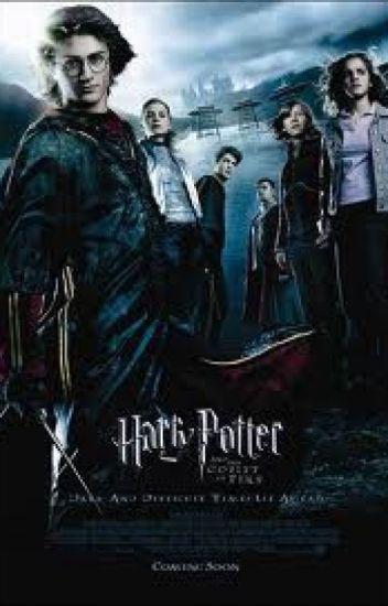 El Cáliz Del Fuego (Harry Potter y Tu)