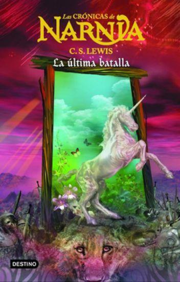 Las Crónicas De Narnia: La Última Batalla Edmund y _______