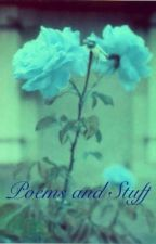 Poems and Stuff by HungerGamesLover1300