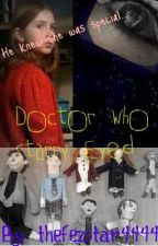 Doctor Who : Starry Eyed The Rageddy Doctor by thefezstar4444