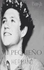 Mi Pequeño Hermano • Ziall • by Brithish