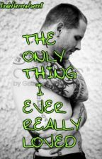 The Only Thing I Ever Really Loved (Corey Taylor) by XxakthecreaturexX