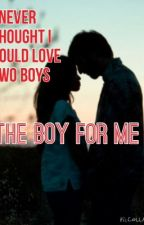 The boy for me by Divergentsquadgang