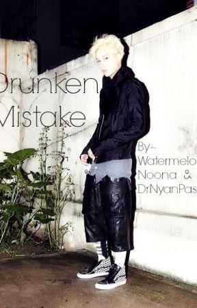Drunken Mistake (MARK GOT7, JIN BTS, KAI EXO) FANFIC - Chapter 11