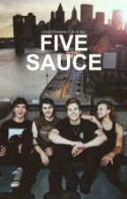 five sauce ➳ 5sos by calumfivesos