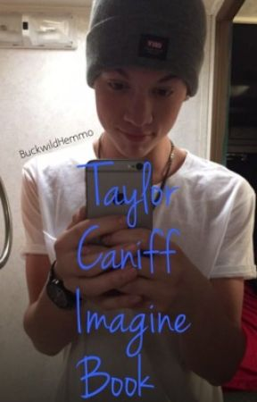 Taylor Caniff Imagine Book by TieDyeTay