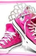 Rich Girl in the Magic Converse Shoes by 909809079shay