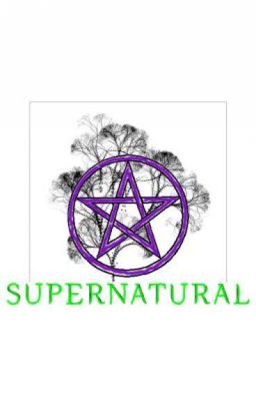 A Supernatural Tale by Arwyn181