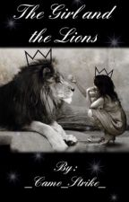 The Girl and the Lions by Aqua_The_Cat