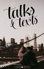 Talks and Texts [ #1] ✓ by circularities