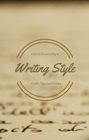 professional writing style guide