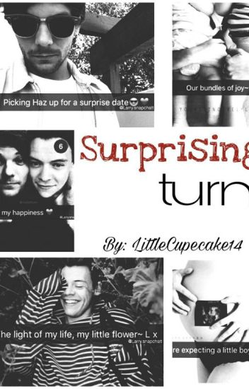 Surprising turn! {Mpreg: Larry Stylinson!} [COMPLETE]