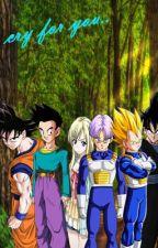Goku & ____  [ tu ] by jazminpatricia