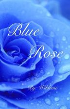 The blue rose by wildeme
