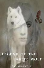 Legend of the White Wolf by mollysue