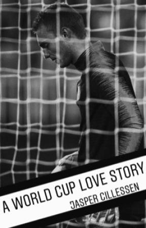 A world cup love story - Jasper Cillessen ⚽ (voltooid) by xbrittstoriesx