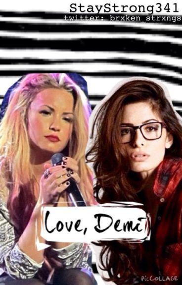 Love, Demi (lesbian story)