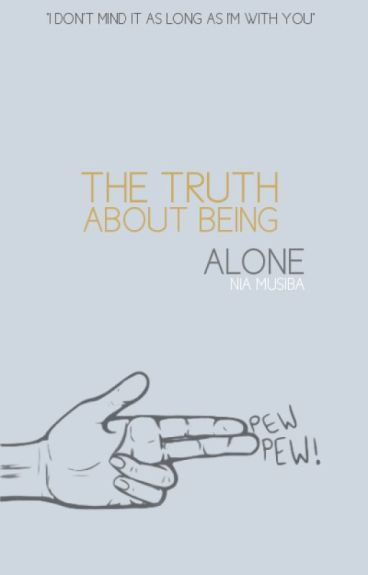 the truth about being alone by DAVEFRANC0