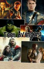Teen Avengers by StarFox10