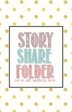Story Share Folder [marked as complete, request on the second folder please] by tacolove-