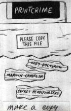 Printcrime by CoryDoctorow