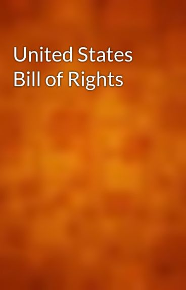 United States Bill of Rights by gutenberg