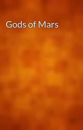 Gods of Mars by gutenberg