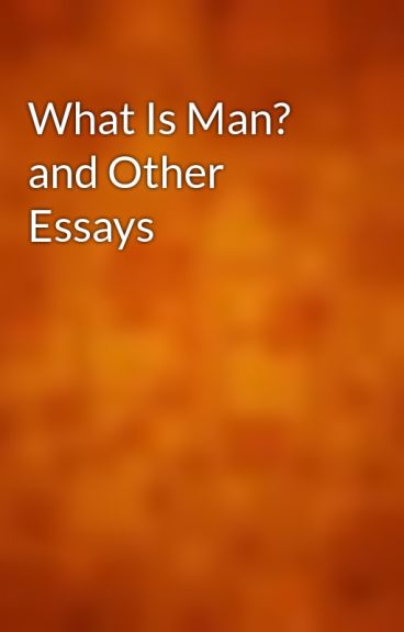 What Is Man And Other Irreverent Essays  Mark Twain                    St George s Cathedral Perth