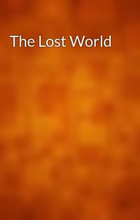 The Lost World by gutenberg
