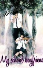 My school boyfriend♥♥ by Padap022114