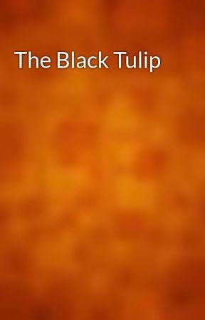 The Black Tulip by gutenberg