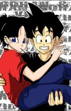My true love Gohan ! by Bether_bether