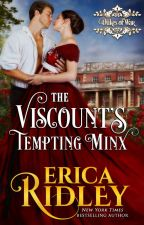 Dukes of War #1: The Viscount's Christmas Temptation by ericaridley