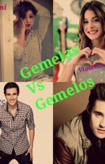Gemelas VS Gemelos - TERMINADA-