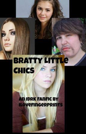 Bratty Little Chics by Ilovefingerprints