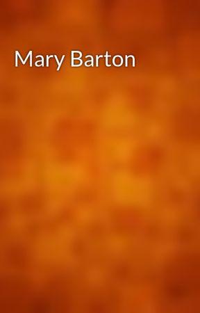 Mary Barton by gutenberg