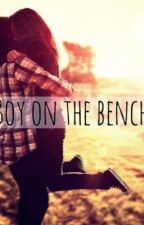 Boy on the bench by myeternal-words