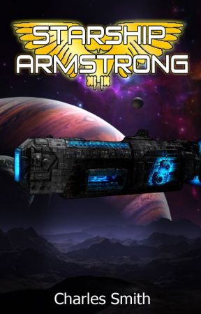 Starship Armstrong by CharlesSmith9