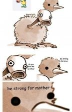 Be strong Clarence by greystonemeu