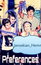 5SOS Preferences by Janoskian_Hemmings