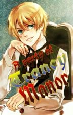 ☆ A party at Trancy Manor ☆ (Alois x reader) by Nanachikamori