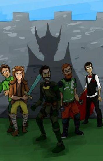 The Six Kings (Achievement Hunter King AU) - Moongem - Wattpad