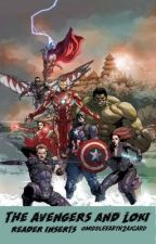 The Avengers (and Loki): Reader Inserts by middleearth2asgard