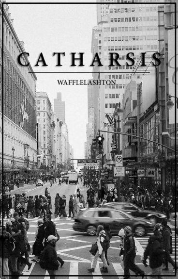Catharsis || Lashton AU - boyxboy