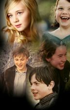 Emily Pevensie And The Chronicles of Narnia by BeatriceIsDauntless