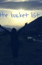 the bucket list by once-upon-a-tuesday