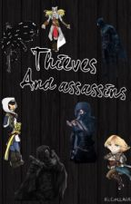 Thieves and assassins by CwJhunt
