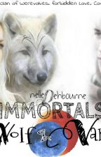 IMMORTALS by nelle_dehbourne
