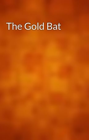 The Gold Bat by gutenberg